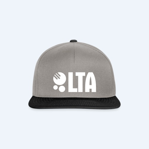 LTA Logo - Snapback Cap