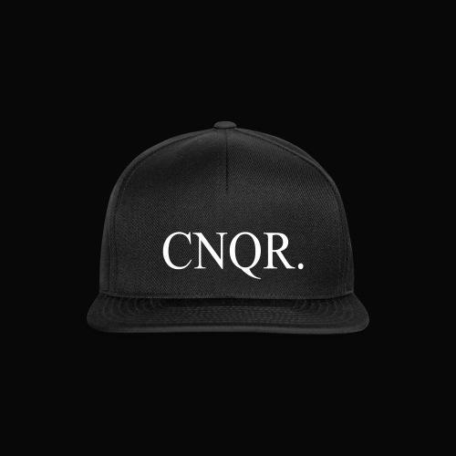 CNQR - Snapback Cap