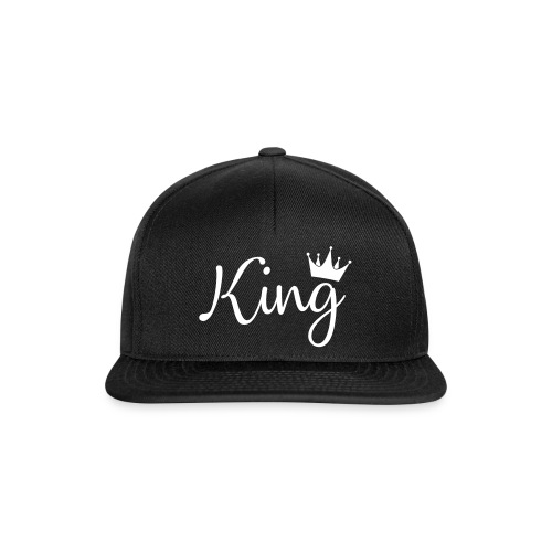 King - Gorra Snapback