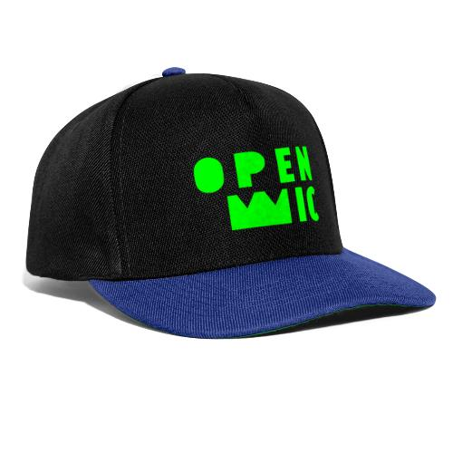 openMIC Huesca - Gorra Snapback