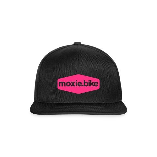 moxie.bike boilerplate - Snapback Cap