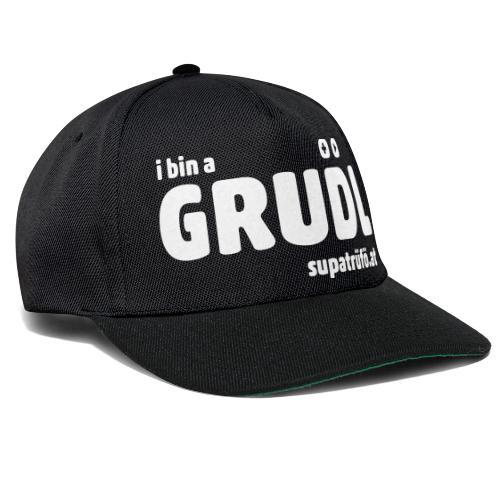 supatrüfö grudl - Snapback Cap