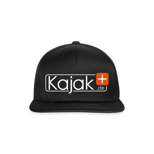 Kajak white - Snapback Cap