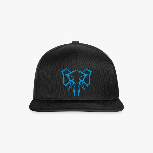 Elephant Insignia - Snapback Cap