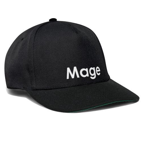 Mage - Snapback Cap
