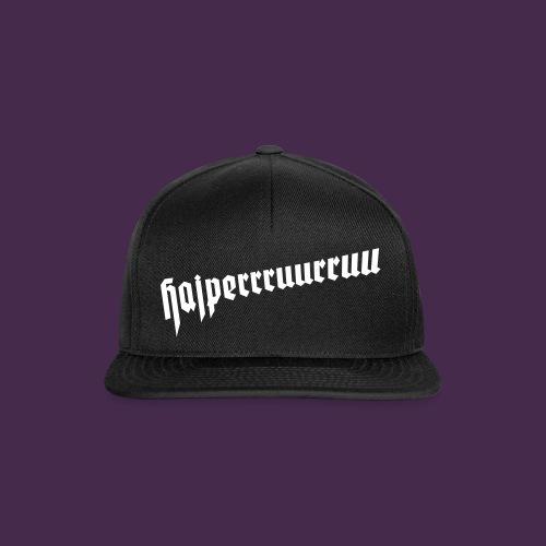 Hyperrruurruu - Snapback Cap