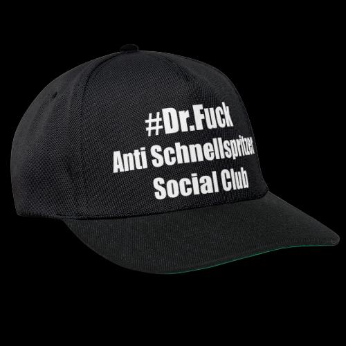DRFuck - Snapback Cap