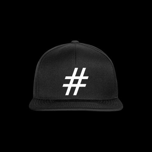 Hashtag Team - Snapback Cap