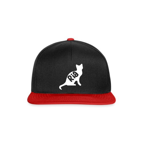 Team Ria Cat - Snapback Cap