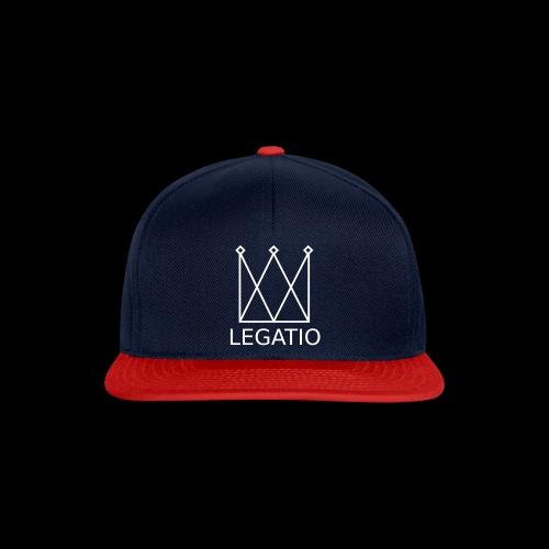 Legatio Plain - Snapback Cap