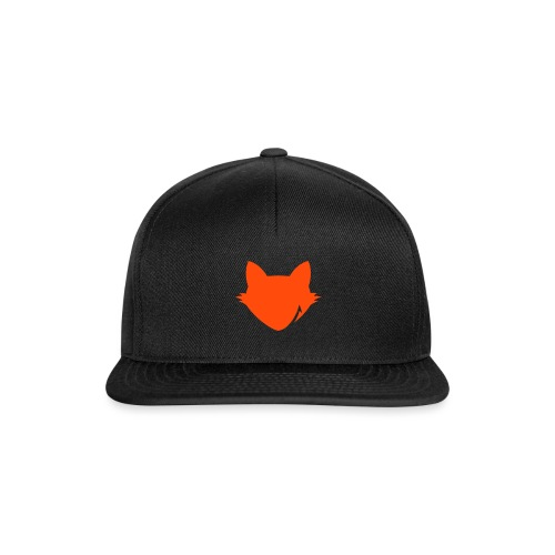 TEAM FOX Logo without Text - Snapback Cap