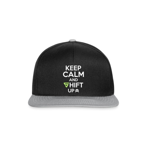 Shift UP ! - Casquette snapback