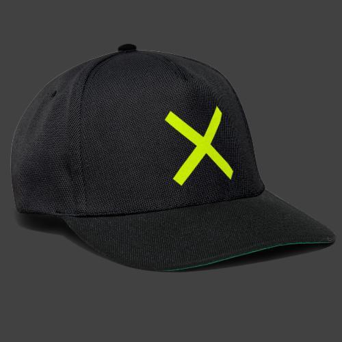 X×X - Snapback Cap