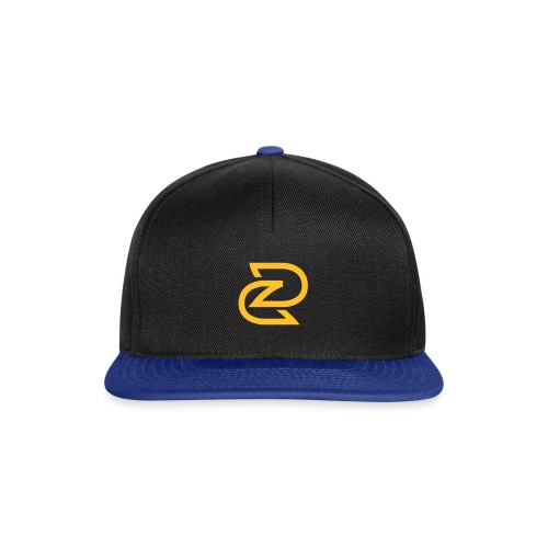 BEELDMERK ZWART - Snapback cap