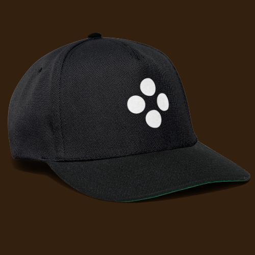 4dots trans - Snapback Cap