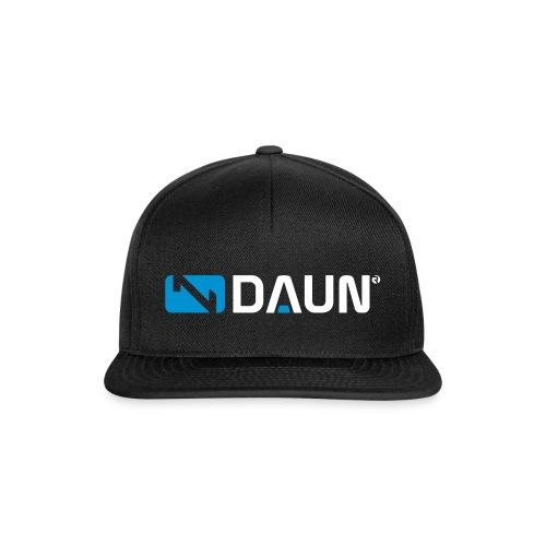 daun logo trademark querkant - Snapback Cap