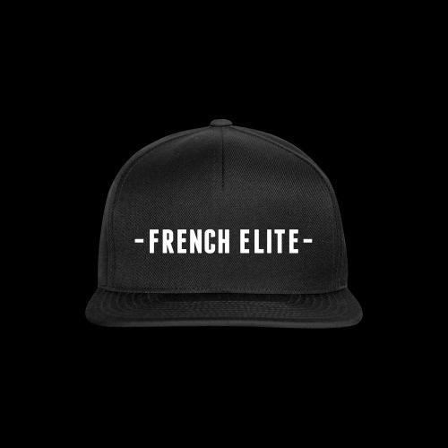 french elite - Snapback cap