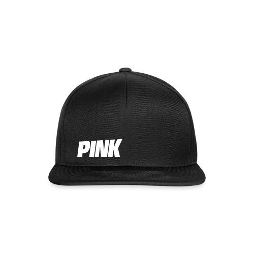 PINK_NEW - Snapback Cap