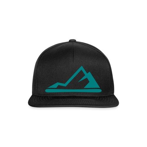 Nordic skibums custom ski - Snapback Cap