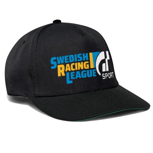 Swedish Racing League GT Sport vit - Snapbackkeps