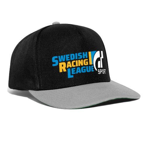 Swedish Racing League GT Sport vit - Snapbackkeps