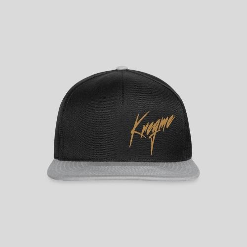 Signature2 big - Snapback Cap