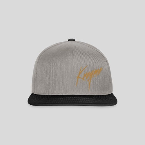 Signature2 big - Snapback Cap