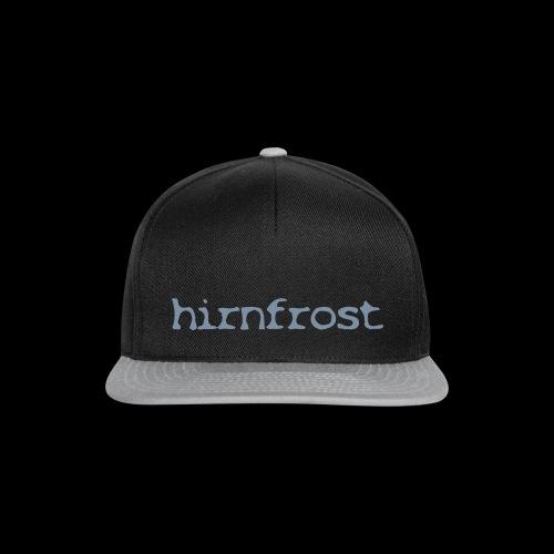 Hirnfrost - Snapback Cap