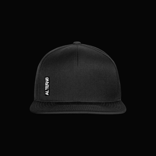 Altern8 Words - Snapback Cap
