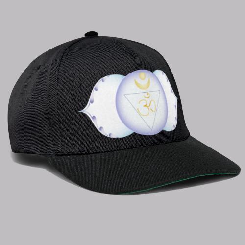 ajna chakra - Snapback Cap