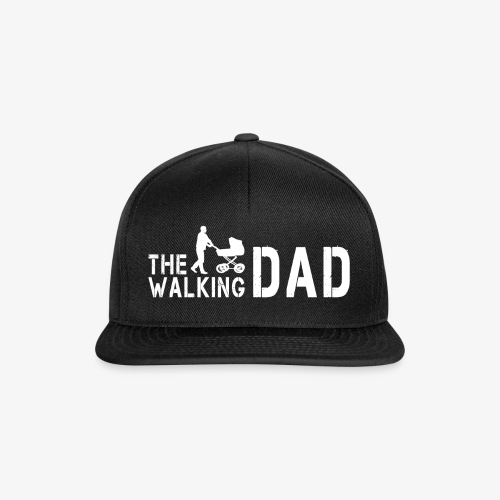 The Walking Dad V1 - Snapback Cap