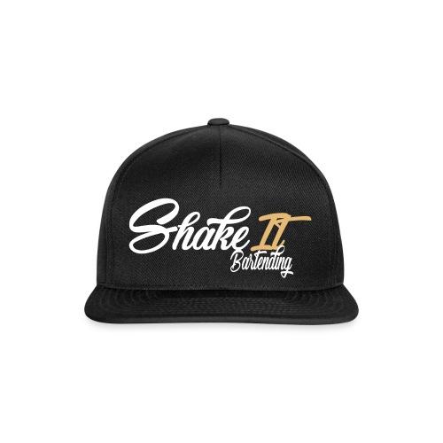 cap sneakback - Casquette snapback