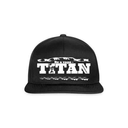 Vape Titan - Snapback Cap