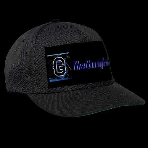 grand picture for black - Snapback Cap