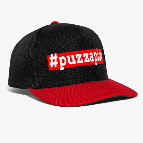 Puzza Piov - Snapback Cap