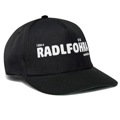 supatrüfö radlfohra - Snapback Cap