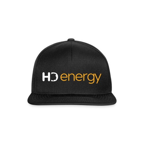 Wit Energy HD-logo - Snapback cap