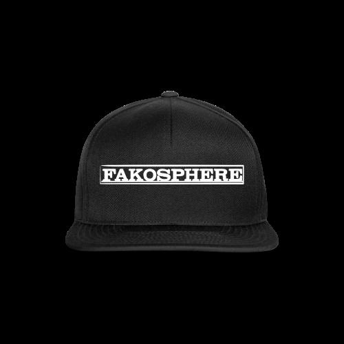 FAKOSPHERE N°4 - Snapback cap