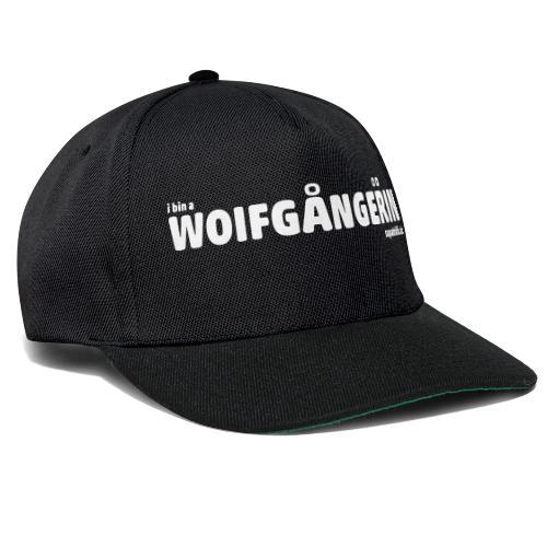 SUPATRÜFÖ WOIFGANGERIN - Snapback Cap