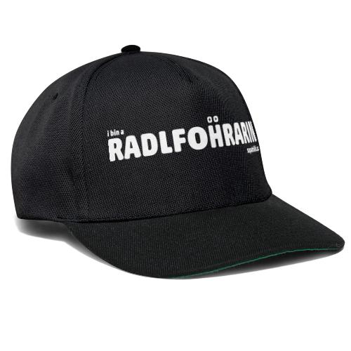 supatrüfö radlfohrarin - Snapback Cap