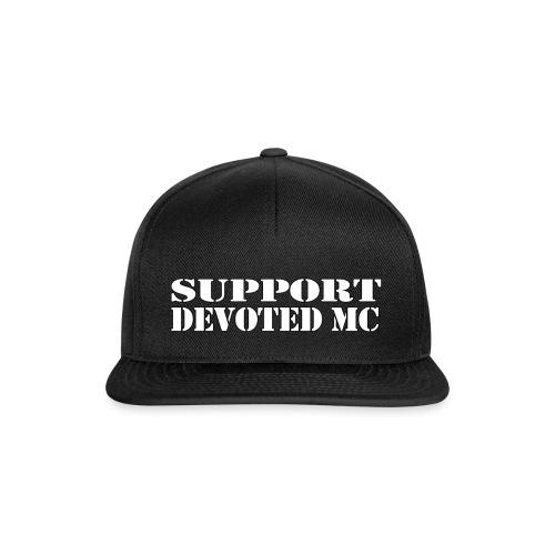T-Shirt SUPPORT DEVOTEDMC SHOP 1 - Snapback-caps