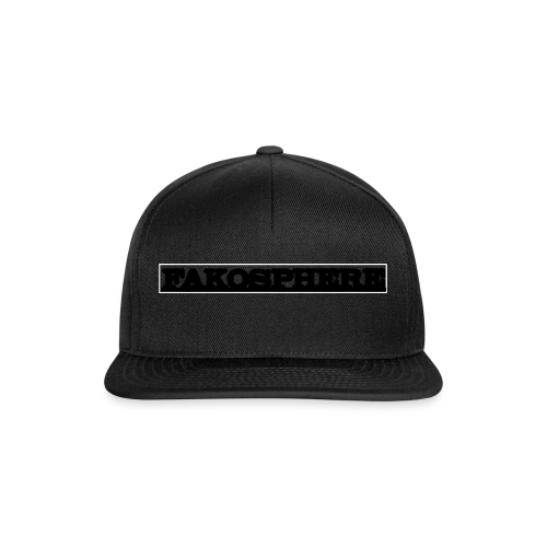 FAKOSPHERE n°2 - Snapback cap