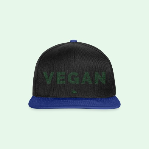 Vegan - Green - Snapbackkeps