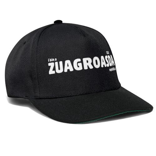 supatrüfö ZUAGROASDA - Snapback Cap