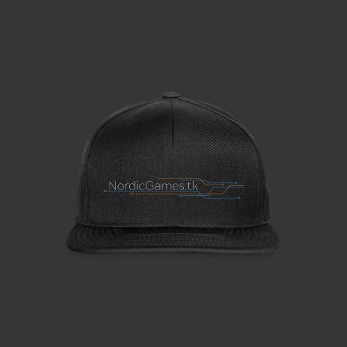 NordicGames.tk Logo - Snapback Cap
