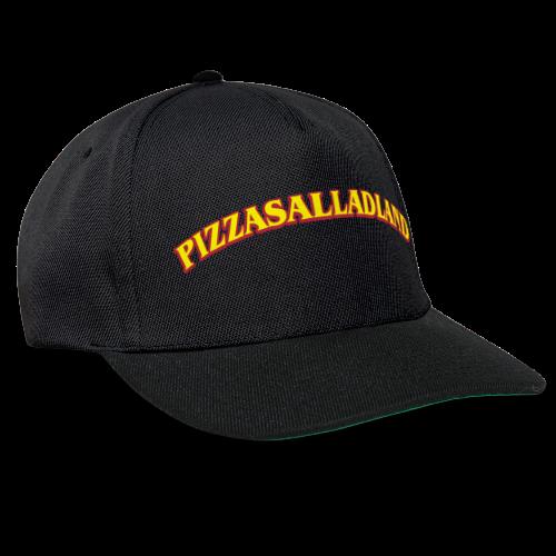 Pizzasalladland keps - Snapbackkeps