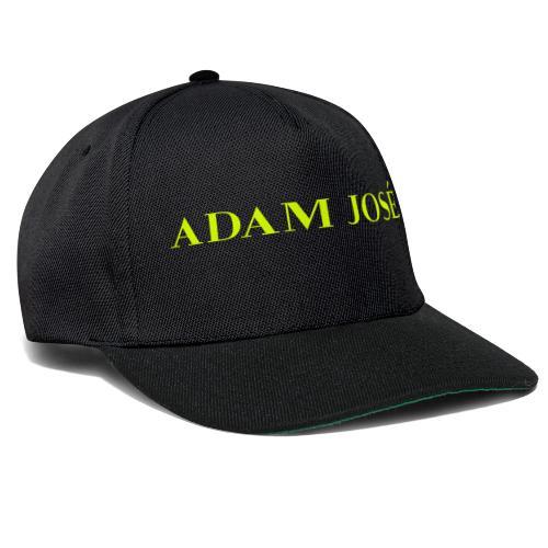 Adam José FLUO - Snapback Cap