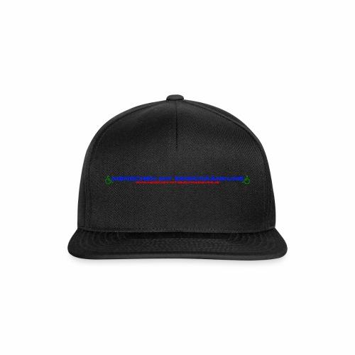 Menschen mit Einschraenkung - Snapback Cap