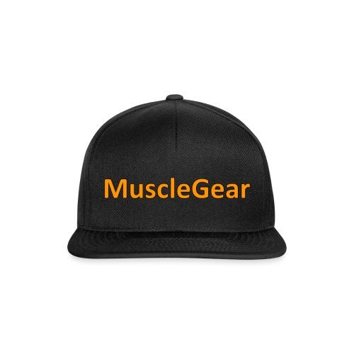 MuscleGear - Snapback Cap