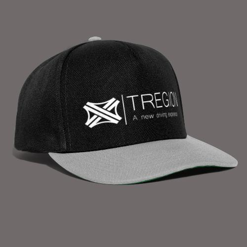 Tregion Logo wide - Snapback Cap